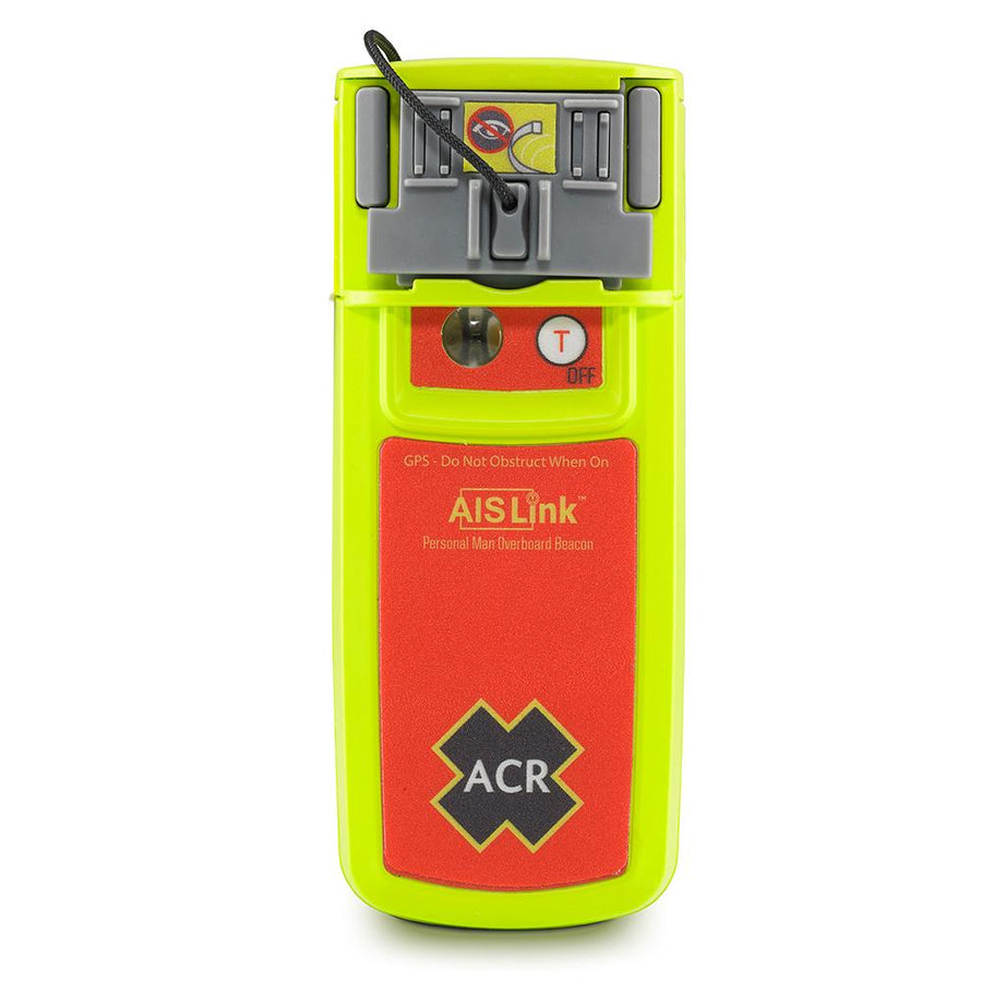 ACR 2886 AISLink MOB Personal AIS Man Overboard Beacon [2886] - 10X Marine