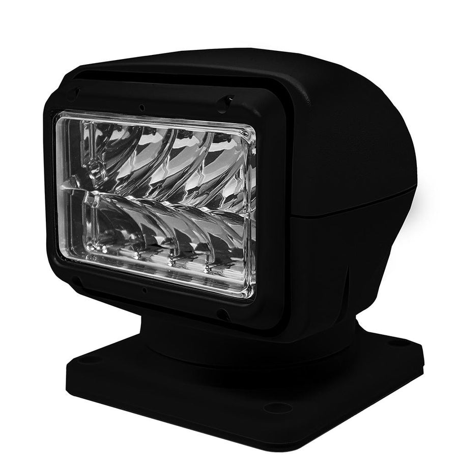 ACR RCL-95 Black LED Searchlight w-Wired-Wireless Remote Control - 12-24V [1959] - 10X Marine