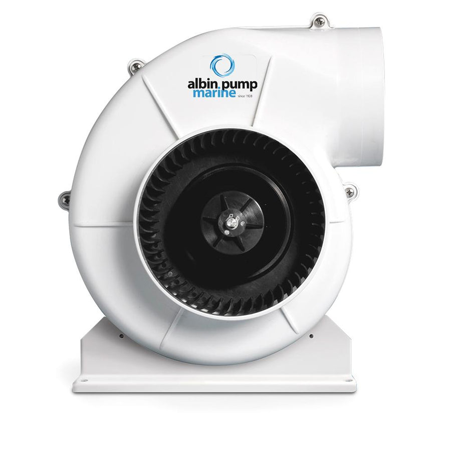 Albin Pump Marine Air Blower 750 Flex - 12V [10-03-009] - 10X Marine