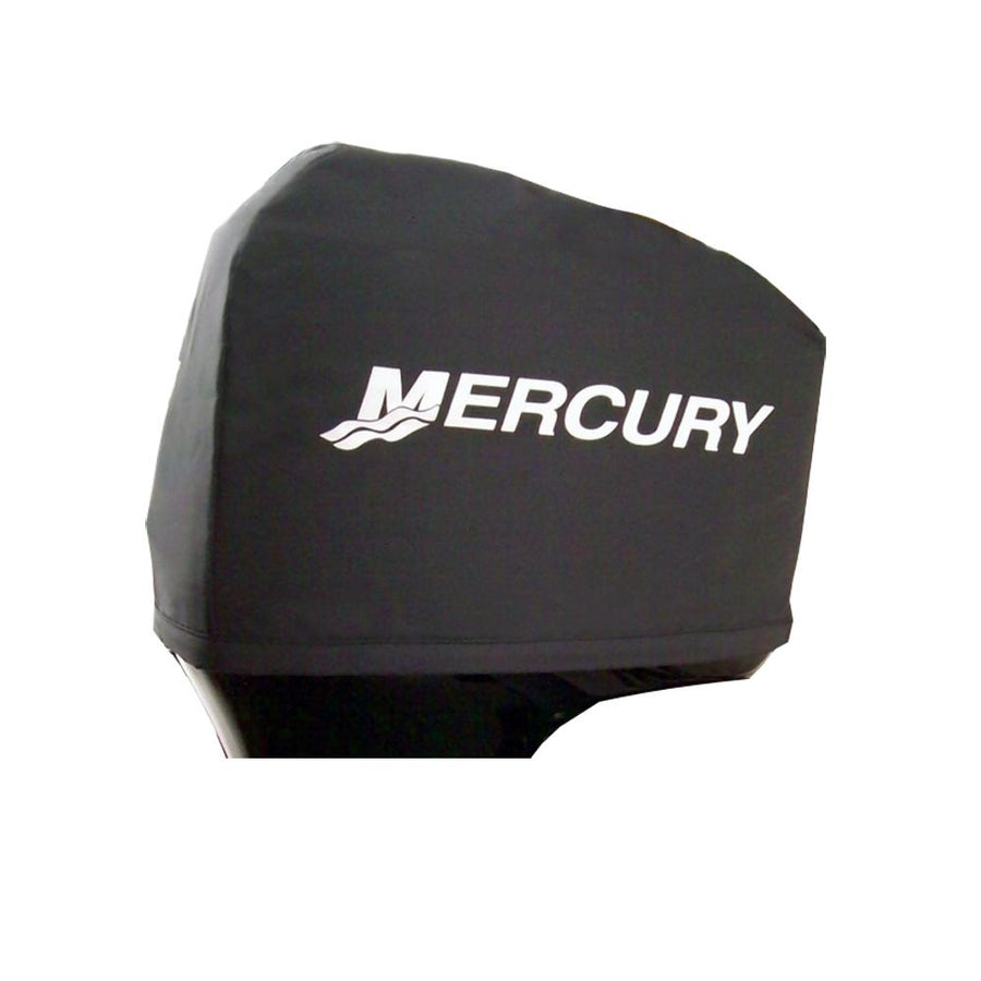 Attwood Custom Mercury Engine Cover - 4-Stroke-8-9.9HP [105682] - 10X Marine