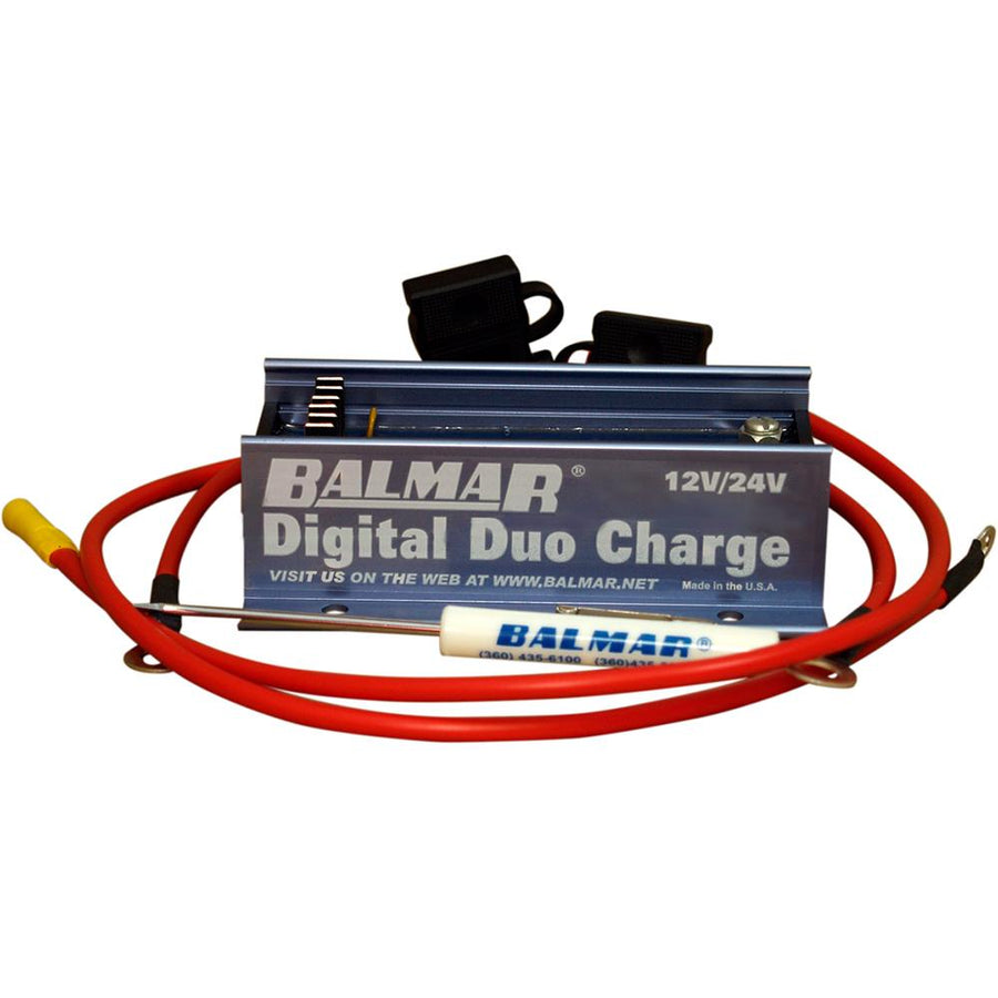 Balmar Digital Duo Charge - 12-24V [DDC-12-24] - 10X Marine