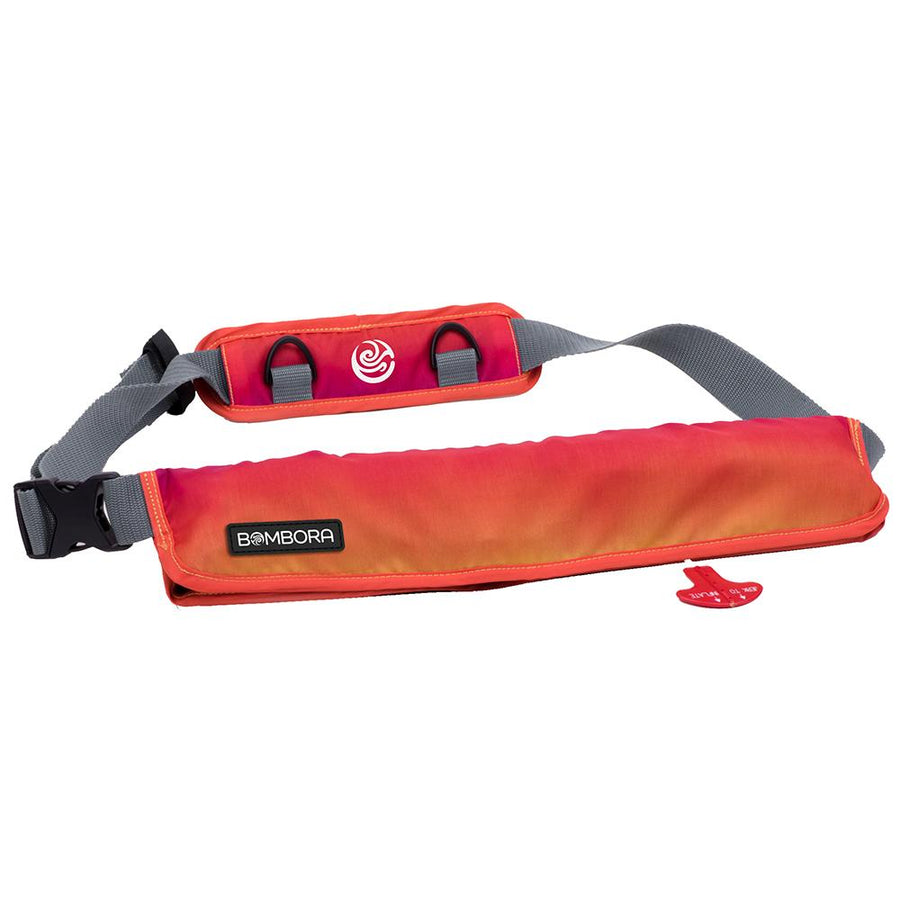 Bombora 16oz Inflatable Belt Pack - Sunset [SST1619] - 10X Marine