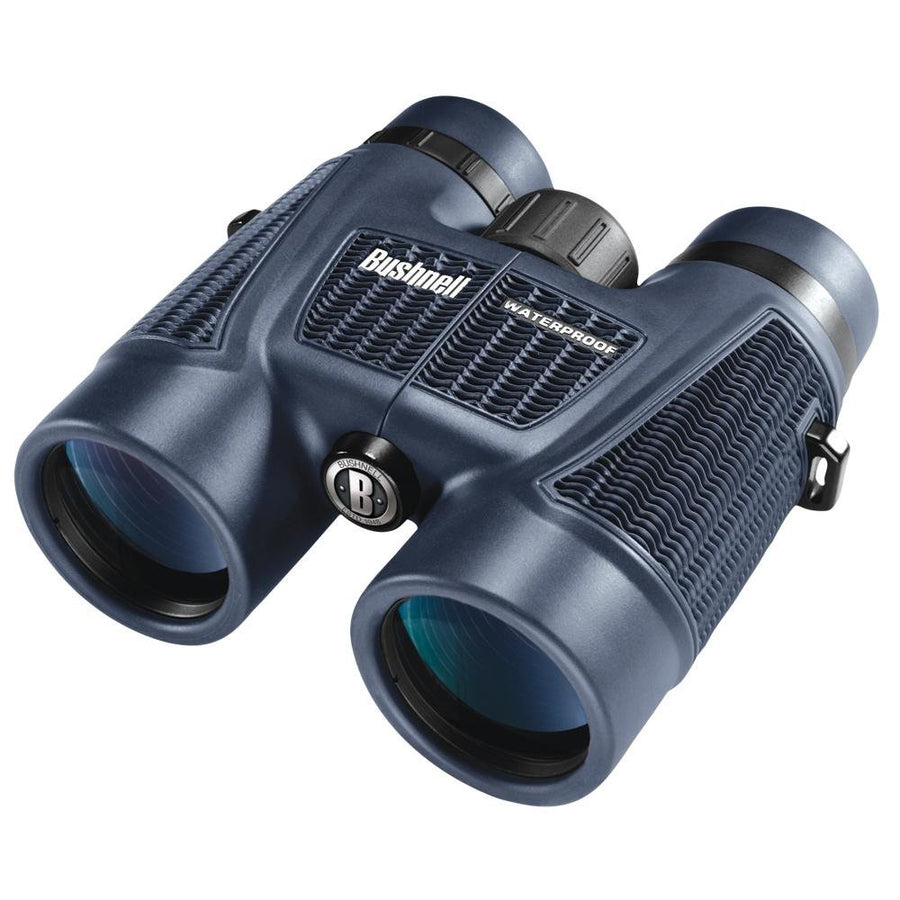 Bushnell H2O Series 8x42 WP-FP Roof Prism Binocular [158042] - 10X Marine