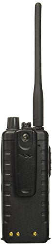 Standard Horizon HX380 5W Commercial Grade Submersible IPX-7 Handheld VHF Radio w/LMR Channels [HX380]