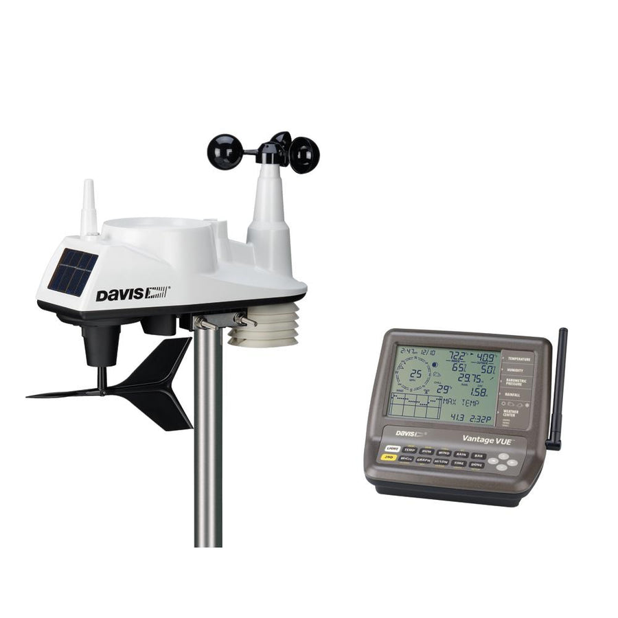 Davis Vantage Vue Wireless Weather Station [6250] - 10X Marine