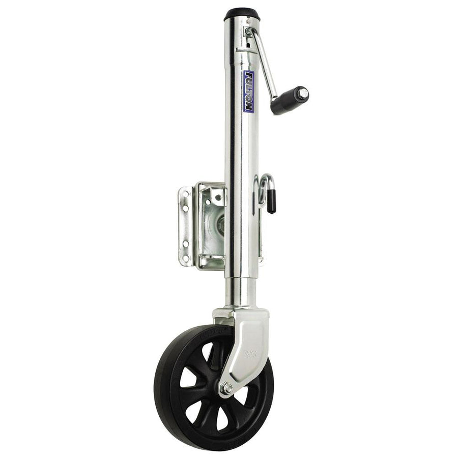 Fulton 1500 lbs. Swing Away Bolt on Single Wheel Jack [XP15L 0101]