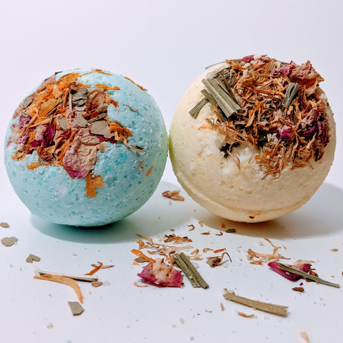 Hemp Infused Bath Bomb 50mg