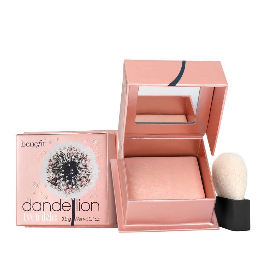 Dandelion Twinkle Highlighter Powder - Mini Size