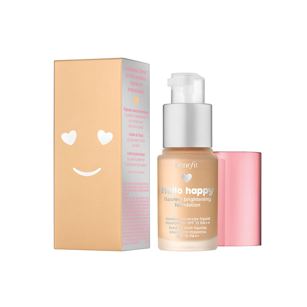 Hello Happy Flawless Brightening Foundation- Size mini