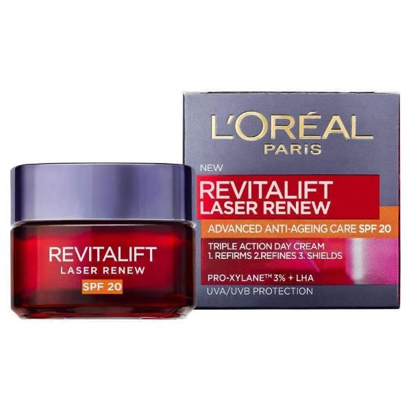 Revitalift Laser Renew + SPF 20 Day Cream L'Oreal Paris