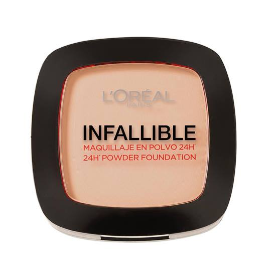 Infallible Compact Powder Foundation (4 Shades)