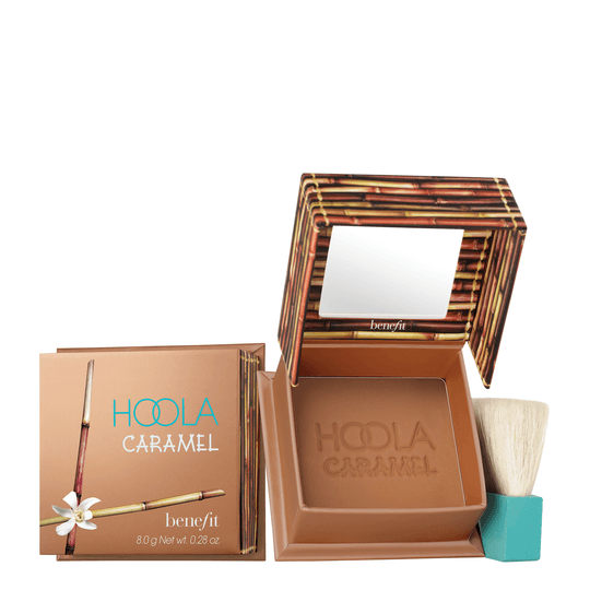 Hoola Powder Bronzer: Caramel (medium - deep)