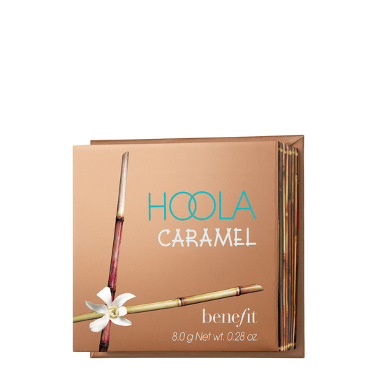 Hoola Powder Bronzer: Caramel (medium - deep) Bronzer Benefit Cosmetics