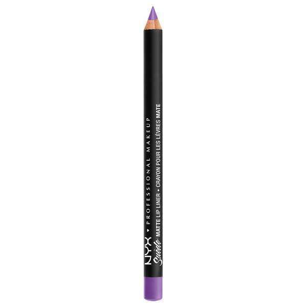 Suede Matte Lip Liner NYX Professional Makeup Sway.