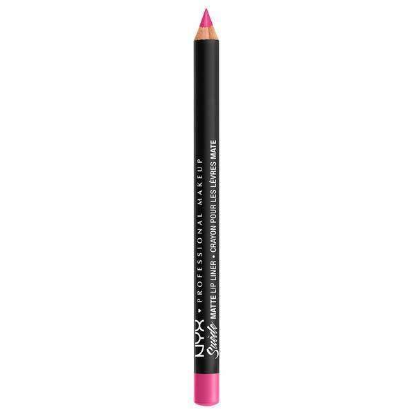 Suede Matte Lip Liner NYX Professional Makeup Pink Lust.