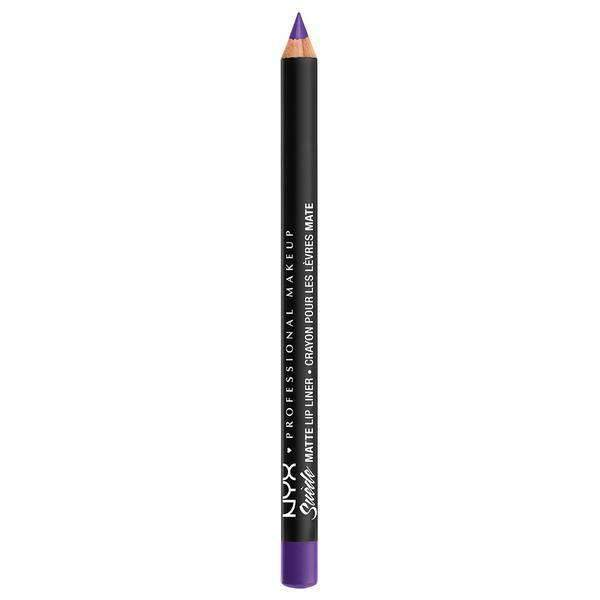 Suede Matte Lip Liner NYX Professional Makeup Amethyst.