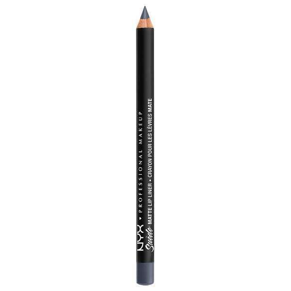Suede Matte Lip Liner NYX Professional Makeup Foul Mouth.