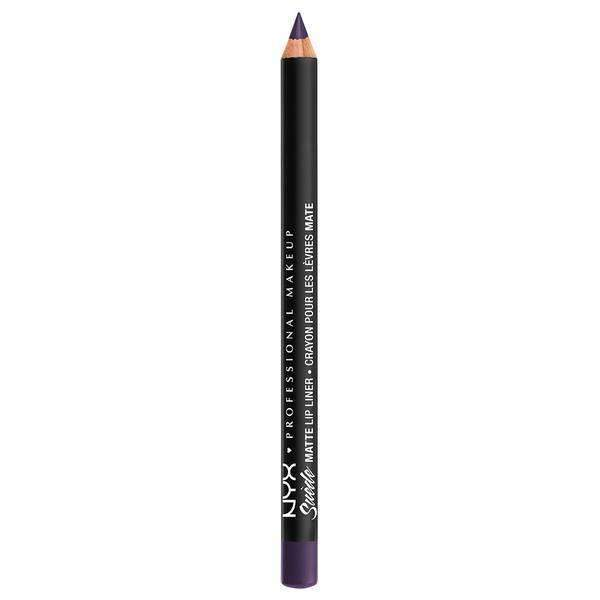 Suede Matte Lip Liner NYX Professional Makeup Oh Put It On.