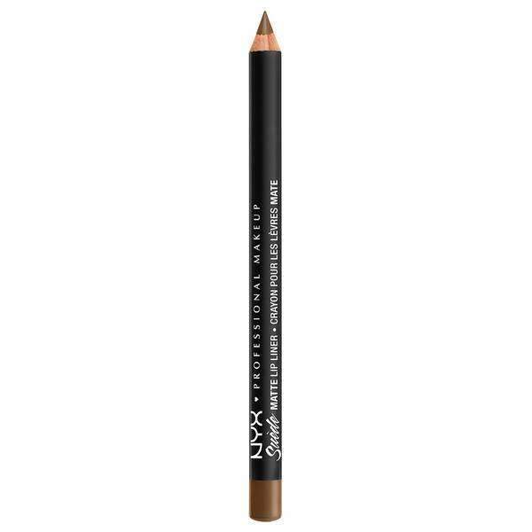 Suede Matte Lip Liner NYX Professional Makeup Downtown Beauty.