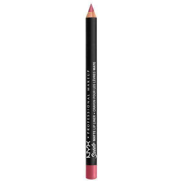 Suede Matte Lip Liner NYX Professional Makeup Sao Paulo.