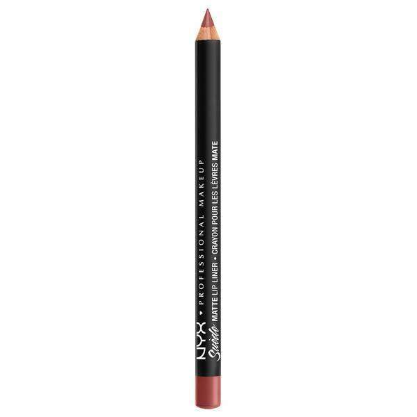 Suede Matte Lip Liner NYX Professional Makeup Cannes.