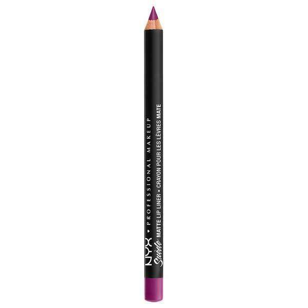 Suede Matte Lip Liner NYX Professional Makeup Aria.