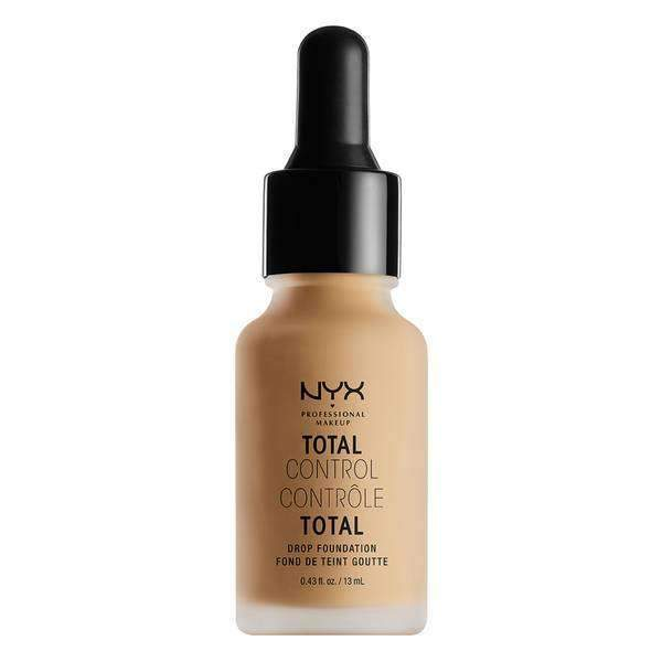 Total Control Drop Foundation Foundation NYX Professional Makeup Beige