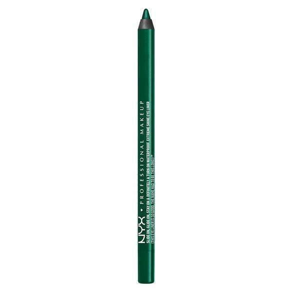 Slide On Glide On Eye Pencil pencil NYX Professional Makeup Tropical Green