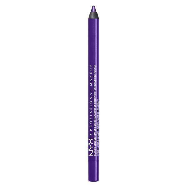 Slide On Glide On Eye Pencil pencil NYX Professional Makeup Purple Blaze