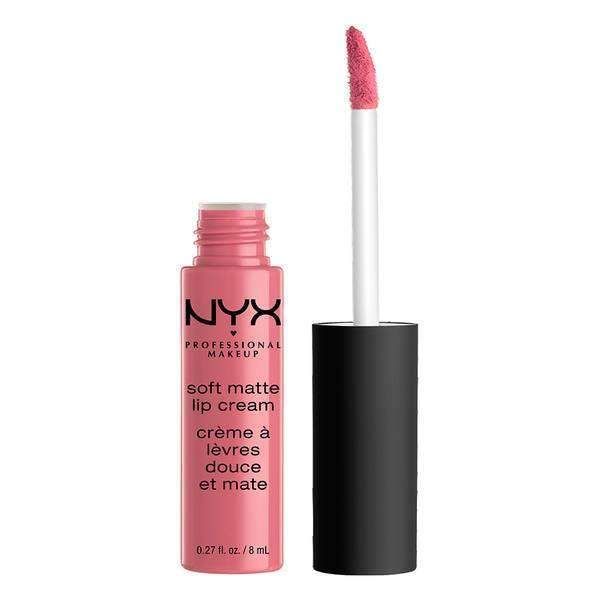 Soft Matte Lip Cream Lipstick NYX Professional Makeup Milan