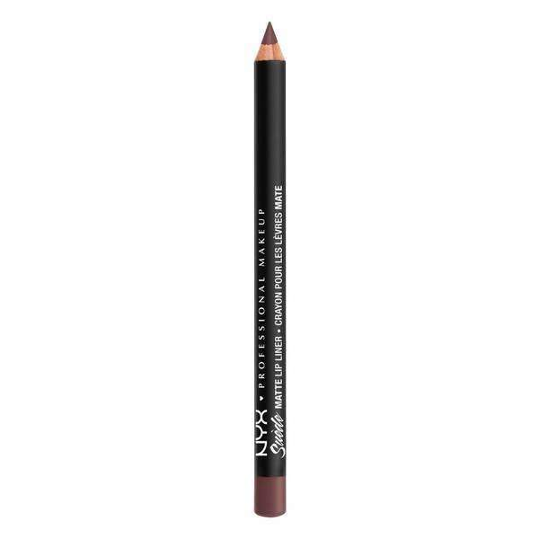Suede Matte Lip Liner NYX Professional Makeup Toulouse.