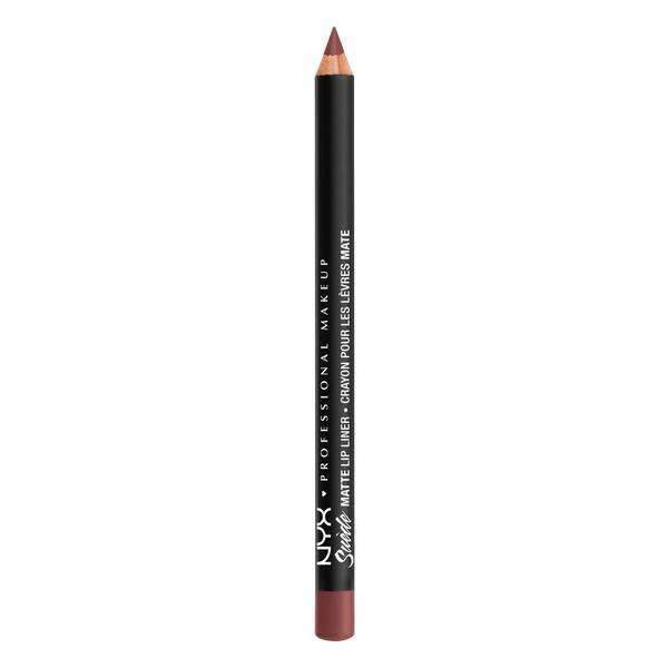 Suede Matte Lip Liner NYX Professional Makeup Shanghai.