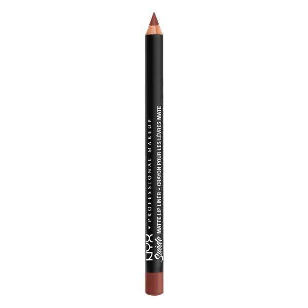 Suede Matte Lip Liner NYX Professional Makeup