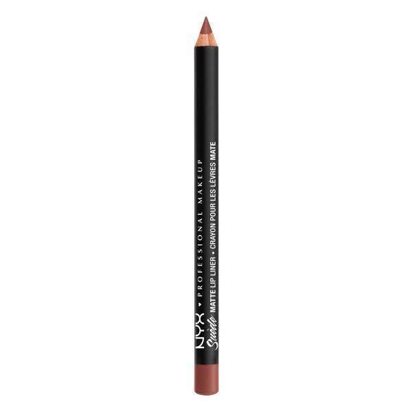 Suede Matte Lip Liner NYX Professional Makeup San Diego.