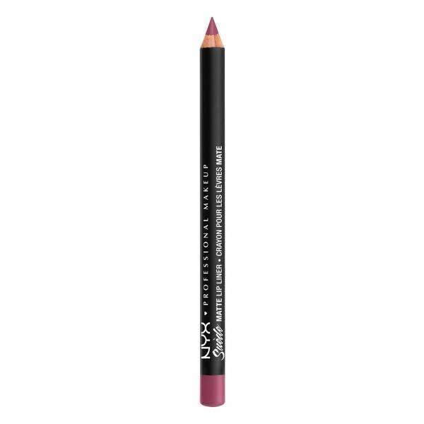 Suede Matte Lip Liner NYX Professional Makeup Montreal.