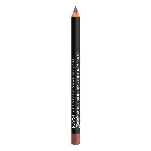 Suede Matte Lip Liner NYX Professional Makeup Cabo.