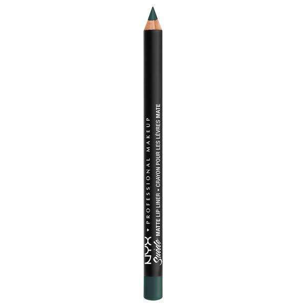 Suede Matte Lip Liner NYX Professional Makeup Shake That Money.