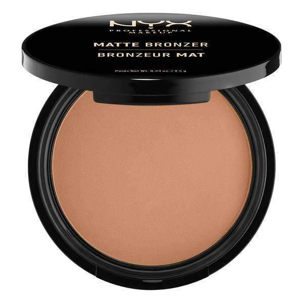 Matte Bronzer Bronzer NYX Professional Makeup Light .