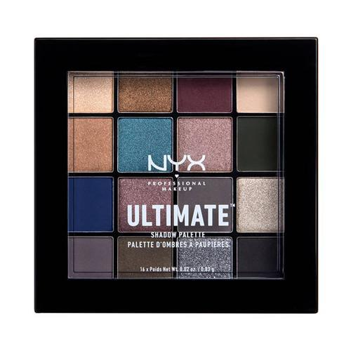 Ultimate Shadow Palette Eyeshadow NYX Professional Makeup Ash
