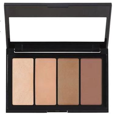 FaceStudio Bronze Palette