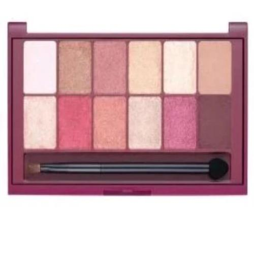 Eyeshadow Palette The Burgundy Bar