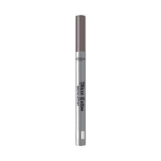 Brow Artist Micro Tattoo Eyebrows L'Oreal Paris Warm Brown