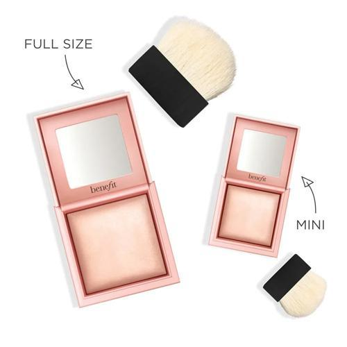 Dandelion Twinkle Blush Powder - Mini Size Highlighter Benefit Cosmetics