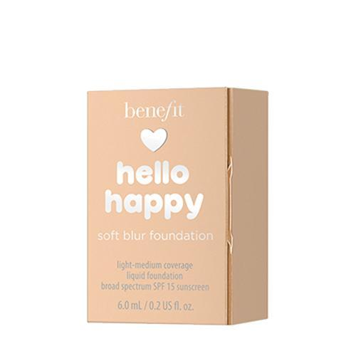 Hello Happy Soft Blur Foundation - Mini Size Foundation Benefit Cosmetics