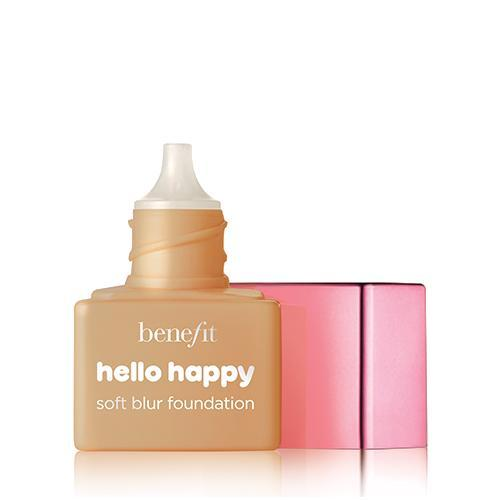 Hello Happy Soft Blur Foundation - Mini Size Foundation Benefit Cosmetics 06-Medium Warm