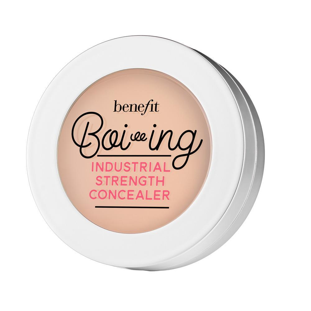 Boi-ing industrial strength deal concealer duo - 02 light/medium Concealer Benefit Cosmetics
