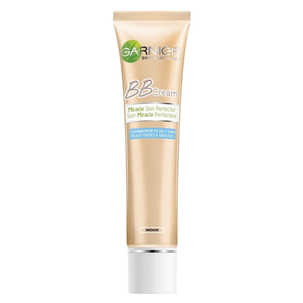 BB Cream Miracle Skin Perfector 5-IN-1 Daily Moisturizer 12H Oil Free