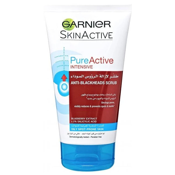 Pure Active Range Anti-Blackheads Scrub