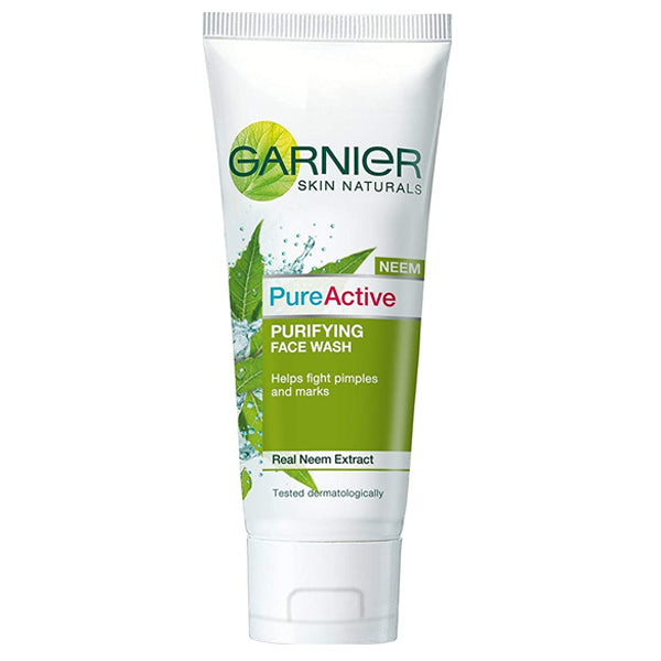 Pure Active Range Purifying Face Wash