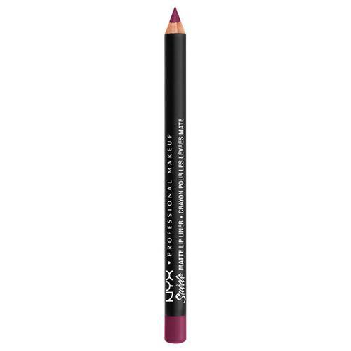 Suede Matte Lip Liner NYX Professional Makeup Girl, Bye